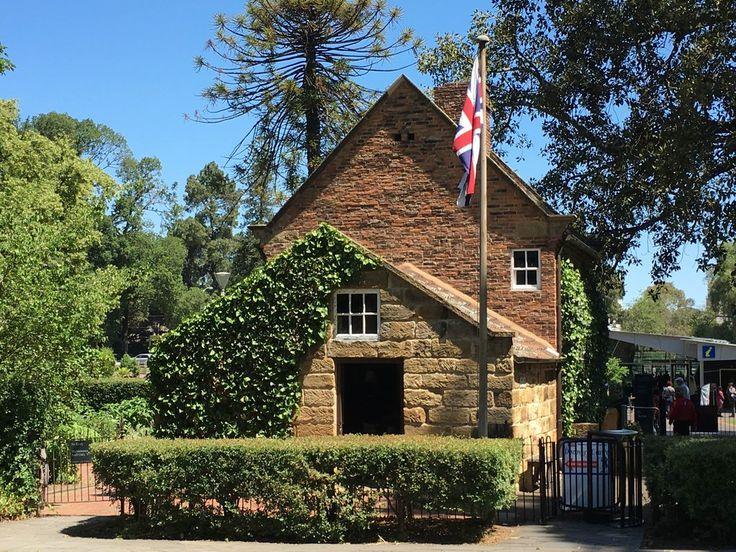 Captain Cooks Cottage, Melbourne