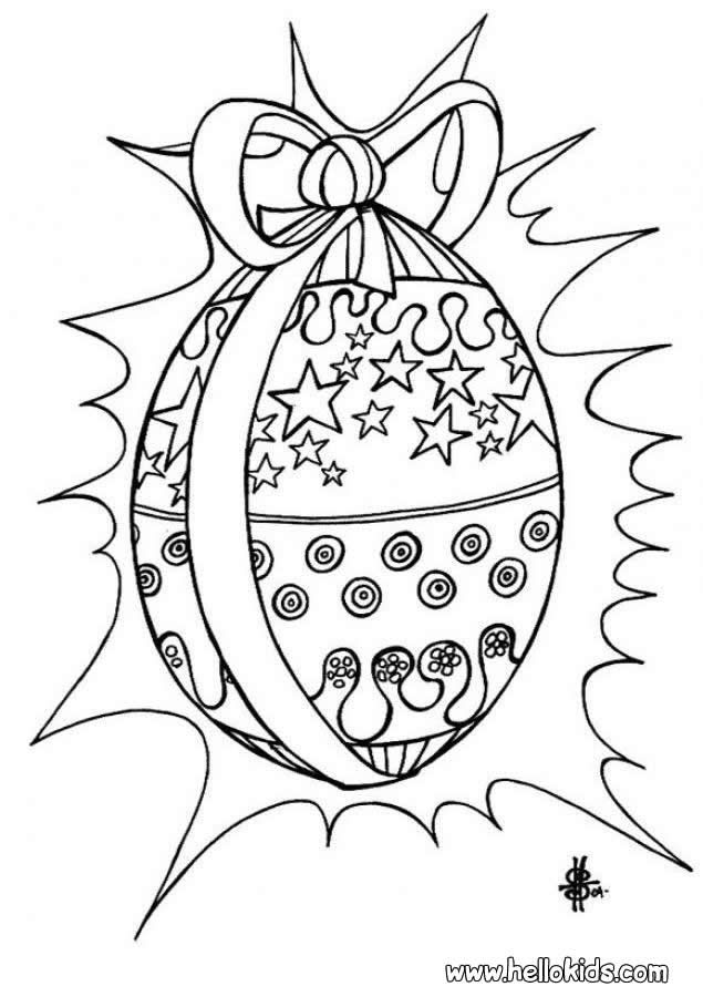 large easter coloring pages - photo#47