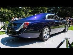 イギリスの超高級車メーカーロールスロイスの新車の紹介動画です 新型車の名前はSweptailスウェプテイル   そしてお値段は   ジャン   1000万ポンド約14億円  tags[海外]