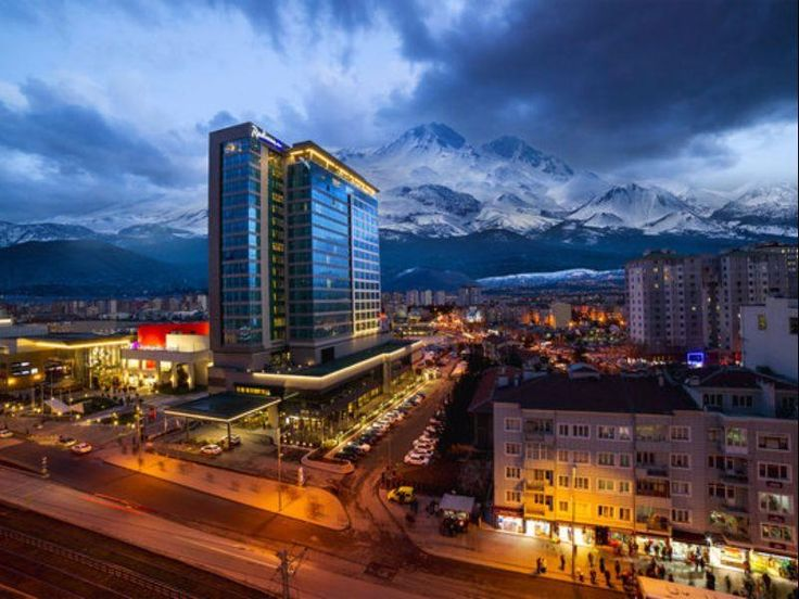 Kayseri Radisson Blu Hotel Kayseri Turkey, Europe Radisson Blu Hotel Kayseri is a popular choice amongst travelers in Kayseri, whether exploring or just passing through. The hotel offers a wide range of amenities and perks to ensure you have a great time. Service-minded staff will welcome and guide you at the Radisson Blu Hotel Kayseri. Designed for comfort, selected guestrooms offer locker, closet, complimentary tea, television in bathroom, dressing room to ensure a restful n...
