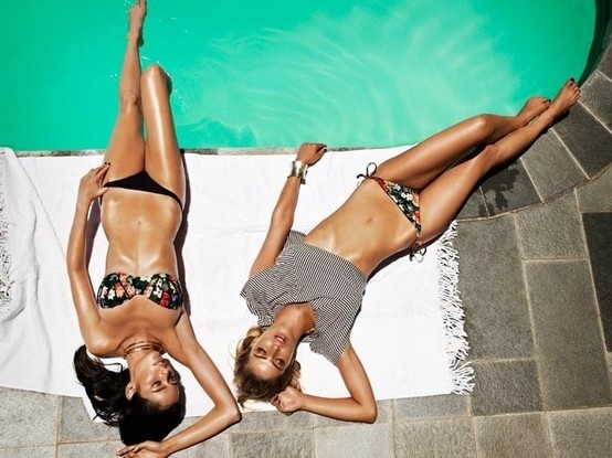 thinspiration: Summer Suits, Flats Stomach, Friends, Beaches Time, Swim Pools, Inspiration Fit, Currently, Sun, Hot Summer