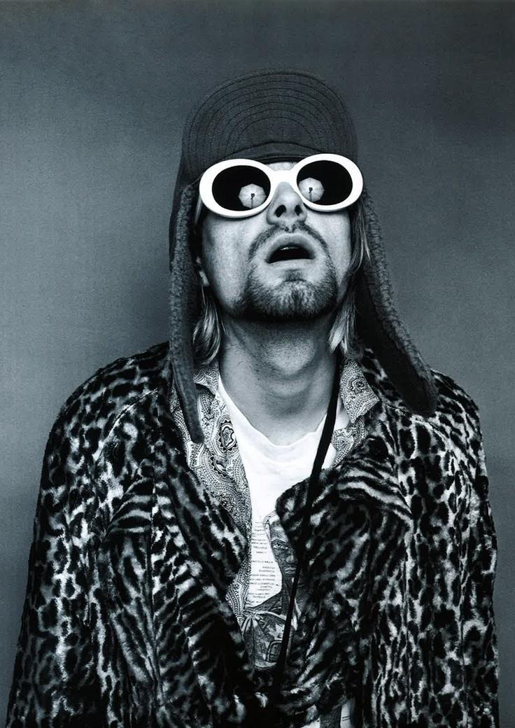Kurt Cobain by Firooz Zahedi