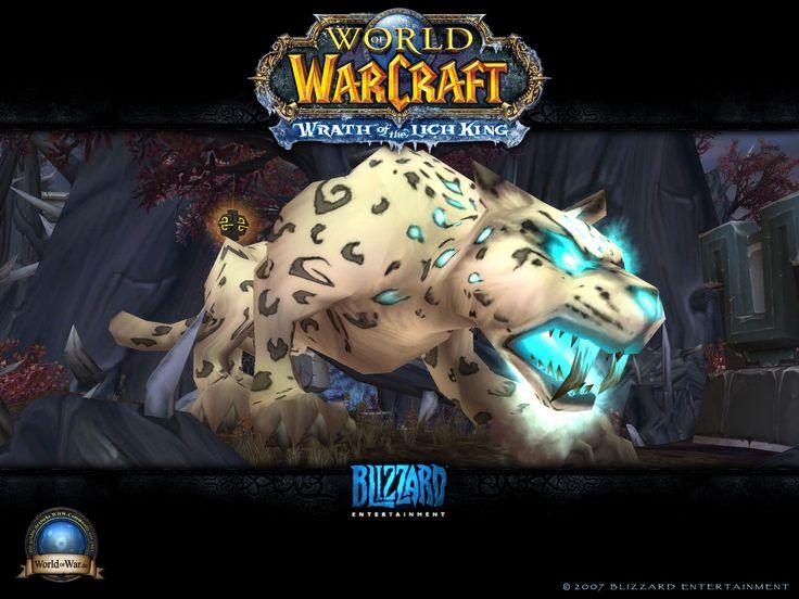 LEV: Hunter world of warcraft pets