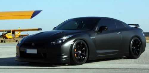 nissan skyline r35 custom nissan skyline gtr r35 black nissan dream rides pinterest. Black Bedroom Furniture Sets. Home Design Ideas