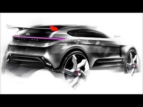 Car design & photoshop retouch