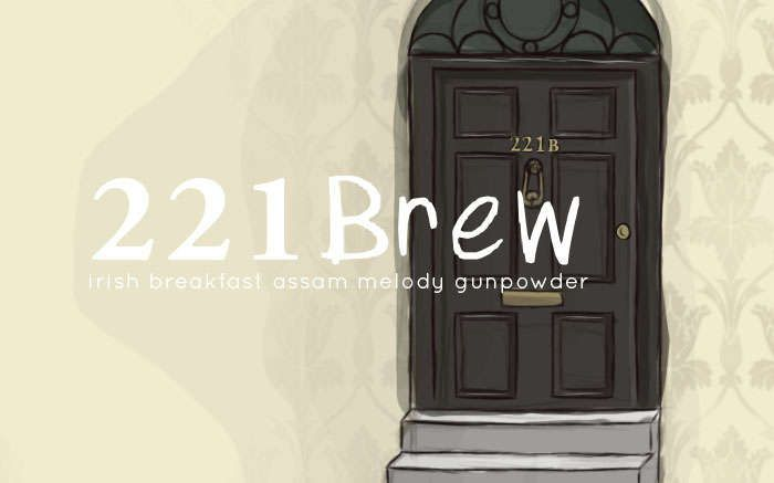 221Brew Tea: