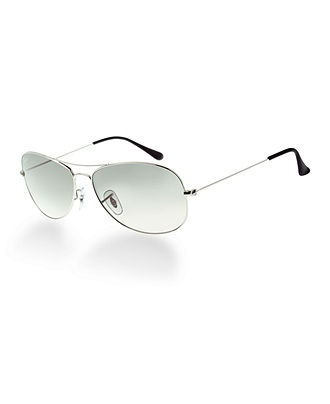 Ray Ban Cockpit Aviator sunglasses