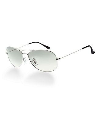 Ray Ban Cockpit Aviator sunglasses