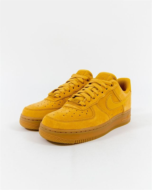 pick up 27593 bf7a9 Nike Wmns Air Force 1 ´07 SE - 896184-700 - Mineral Yellow