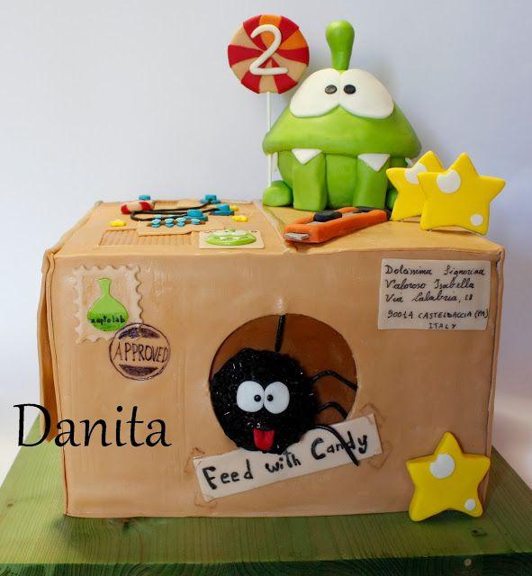 Isabella Birthday Cake