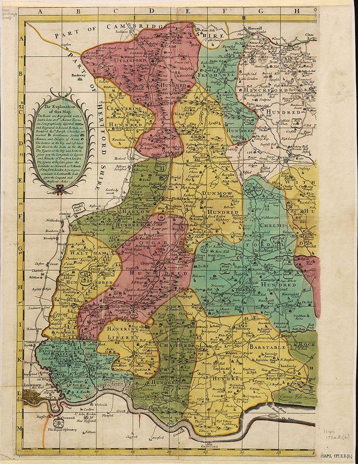 Maryland Map Anne Arundel County%0A Nobility  u     Gentry of Essex