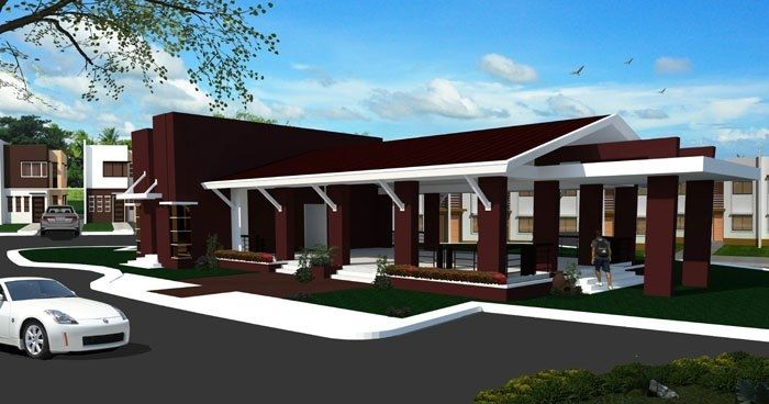 proposed clubhouse