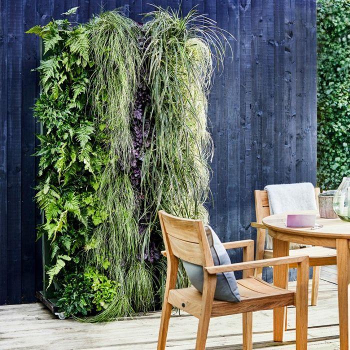 1001 Ideen Fur Garten Gestalten Mit Wenig Geld Garten Gestalten Outdoor Platze Vertikaler Garten