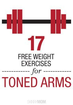 Get your arms toned and ready for summer!