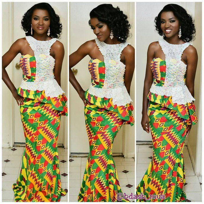 A New Wave Of African Print Fashion Styles: This Week's Fashion Inspiration – FashionGHANA.com: 100% African Fashion