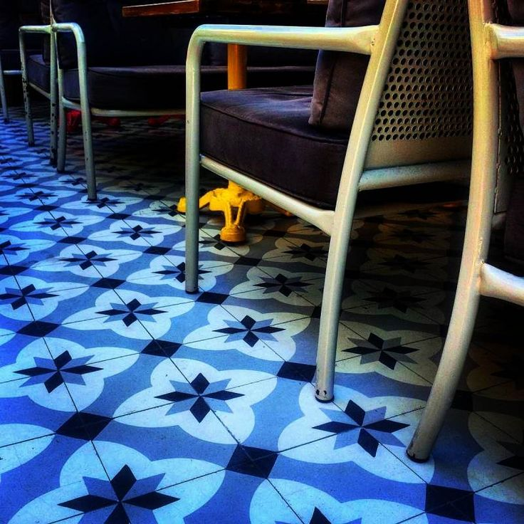 1000 ideas about imitation carreaux de ciment on pinterest industrial cof - Carrelage imitation carreaux ciment ...