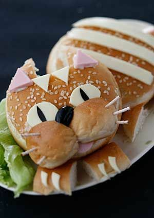 Креативные бутерброды