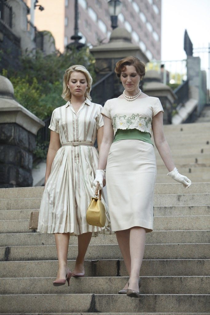 Laura and Judith Cameron - Margot Robbie and Kate Jennings Grant in Pan Am, set in 1963 (TV series 2011-2012).
