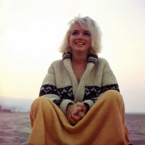 {Marilyn} one of my favourite photos of her.