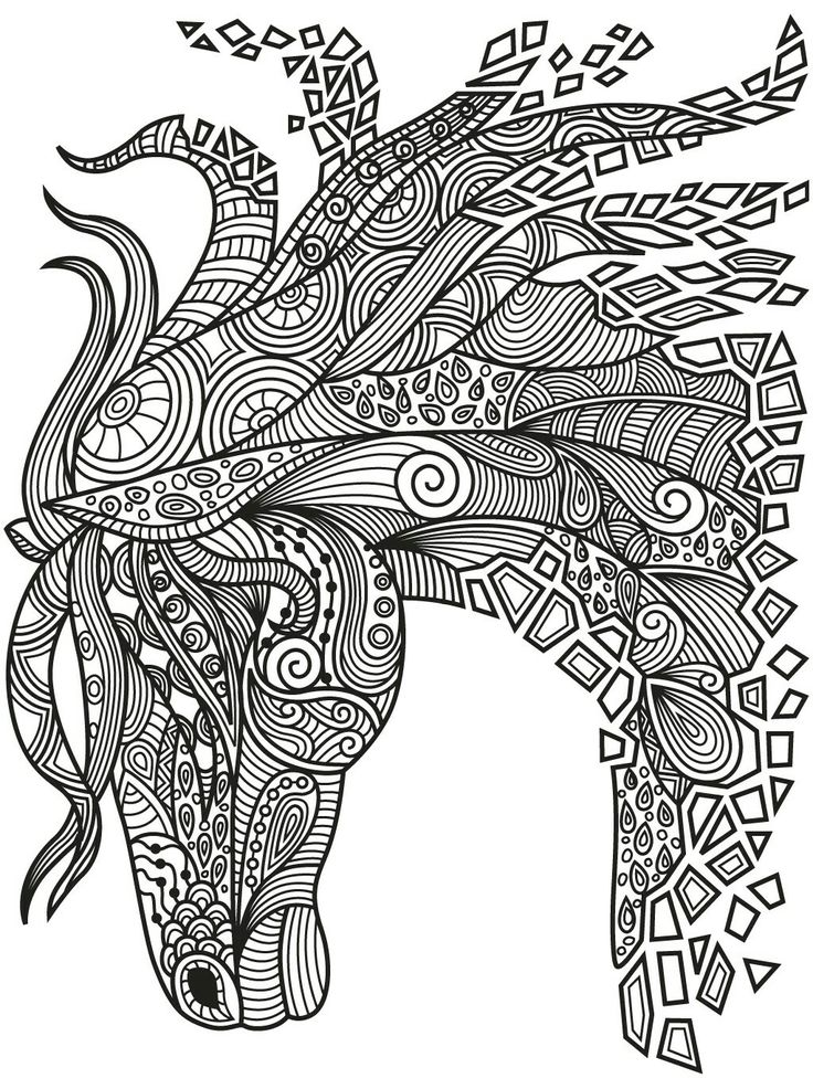 689 best color pages images on Pinterest Coloring books, Coloring - copy coloring pages of tiger face