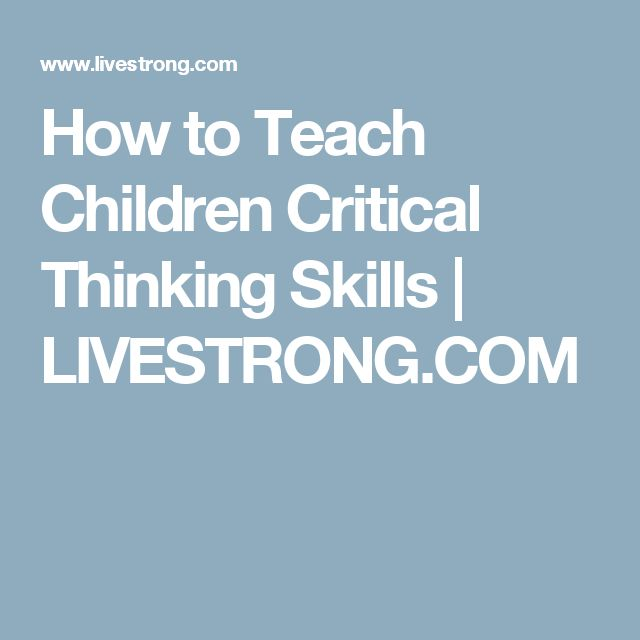 how do you use critical thinking to solve problems in your daily life Critical thinking in everyday life 1 critical thinking is something you frequently do in your everyday life it is not something that is foreign to you or something that don't you how to do yet look at the everyday activities listed below.