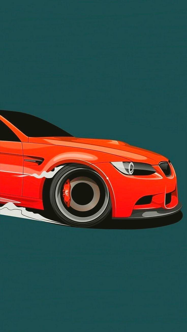 Car Minimalist Wallpaper 1080x1920 Bmw Bmw Cars Car Iphone Wallpaper