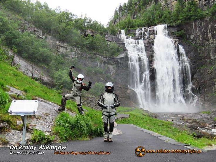 VII Nasze Wyprawy Motocyklowe – Do krainy Wikingów