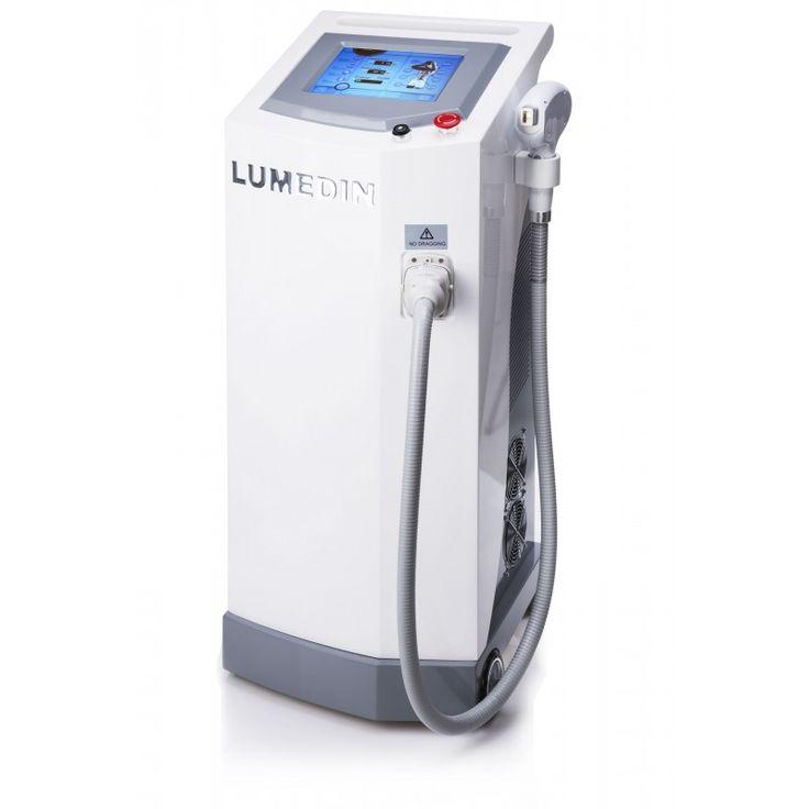 LASER LUMEDIN - Lumedin jest medycznym laserem diodowym służącym do epilacji. Urządzenie emituje wiązkę światła o długości fali 808nm zapewniając zwiększoną skuteczność, lepszą penetrację i w rezultacie skuteczniejszy zabieg.