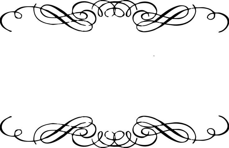 Free Rustic Clip Art Borders