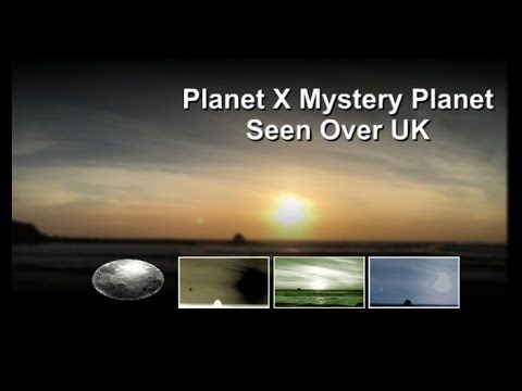 Nibiru Planet X Latest April 2016 Captured on film in UK Pictures & Analysis - YouTube