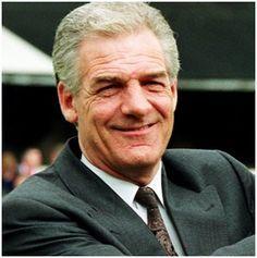 Former West Ham manager, John Lyall.