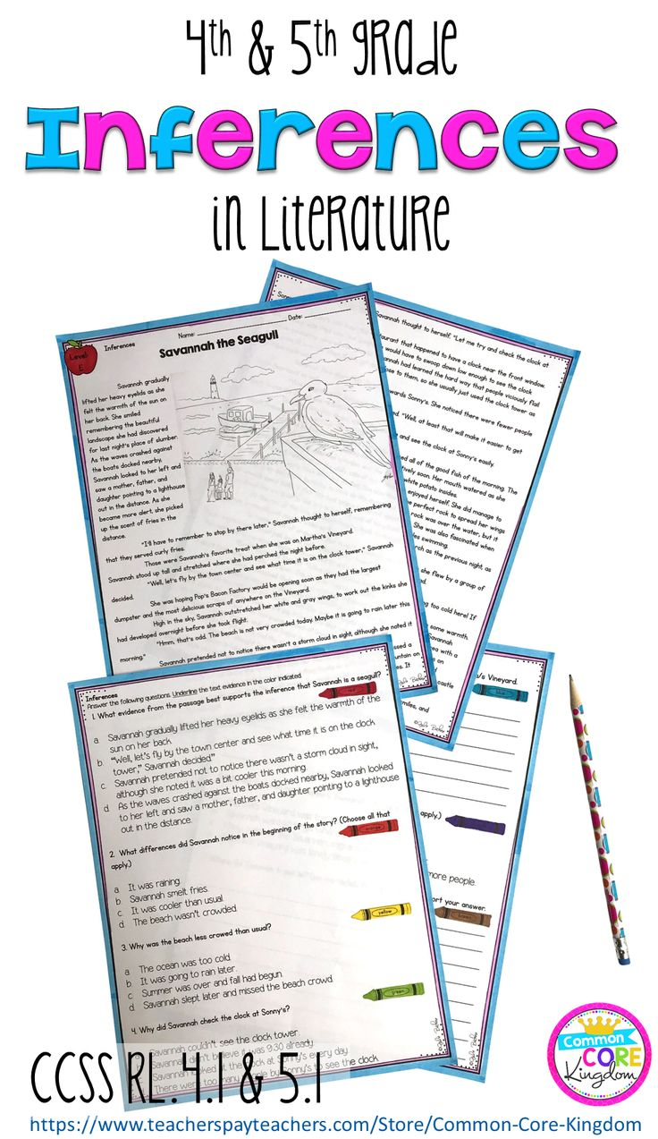 Workbooks inference worksheets 3rd grade : The 25+ best Inference ideas on Pinterest | Inference activities ...