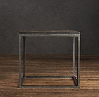 Restoration Hardware Look-Alikes: Look-Alikes Clearance: Now save 410.00 vs Restoration Hardware Metal Parquet Side Table