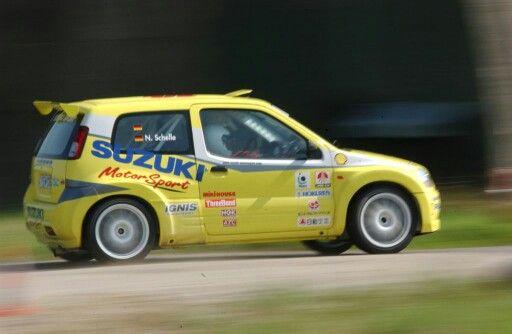 JWRC Suzuki Swift / Ignis Sport