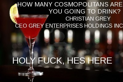 Fifty Shades of Grey - Christian and Ana in Georgia