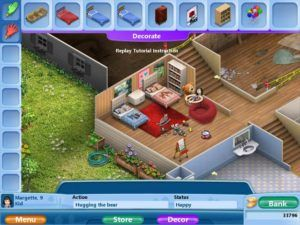 Any online games like sims
