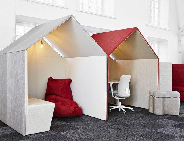 de hut - het nieuwe werken   design #blog #jmdinspireert