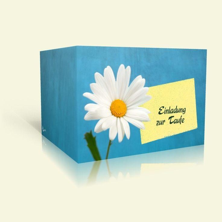 9 besten Einladungskarten Taufe Bilder auf Pinterest