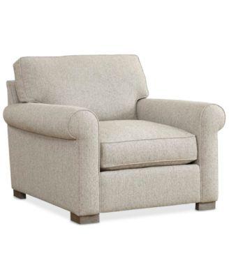 Kelly Ripa Camley Oversized Chair Macys Com Living