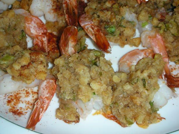 Easy baked stuffed shrimp recipes