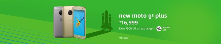 Grab All New Moto G5 Plus 32GB https://www.couponsgod.in/grab-new-moto-g5-plus-32gb-offers-deals-specs