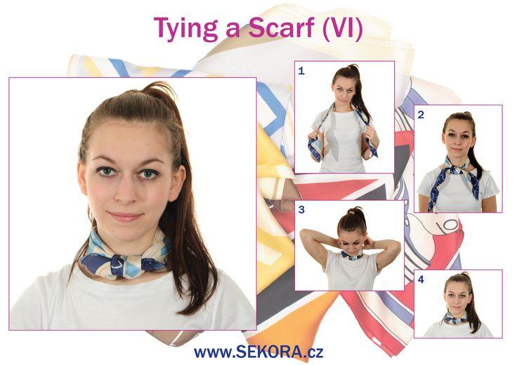Tying a Scarf (VI)