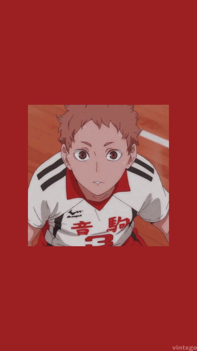 Haikyuu Haikyuuedit Red Anime Wallpapers Aesthetic Aestheticwallpaper Nekoma In 2020 Cute Anime Wallpaper Haikyuu Wallpaper Haikyuu Anime