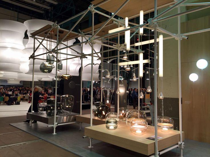 Neue Räume Brokis - lights - MACARON by Lucie Koldova - interior - design.