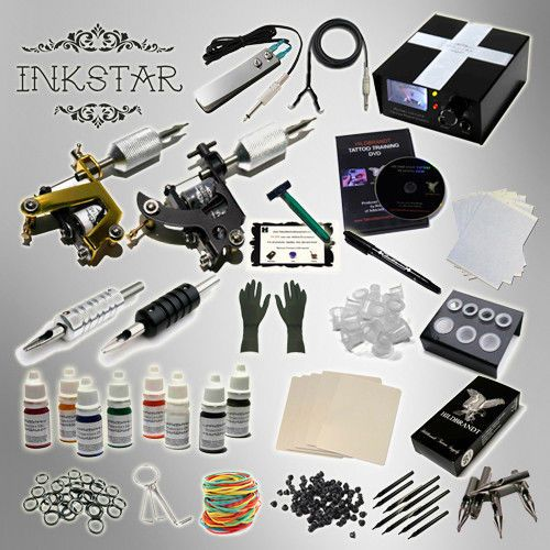 248 best images about tattoo machines and equipment on for Tattoo gun kits for sale