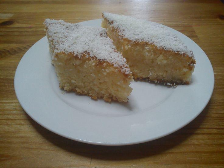 Olga's cuisine...και καλή σας όρεξη!!!: κέικ καρύδας με σιρόπι