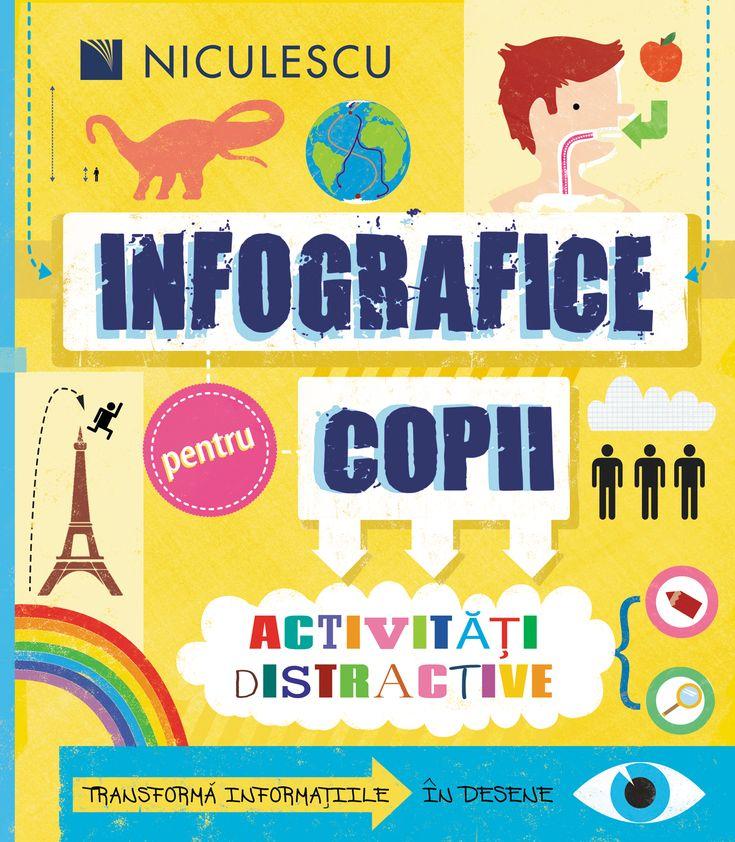 Infografice pentru copii. Activităţi distractive