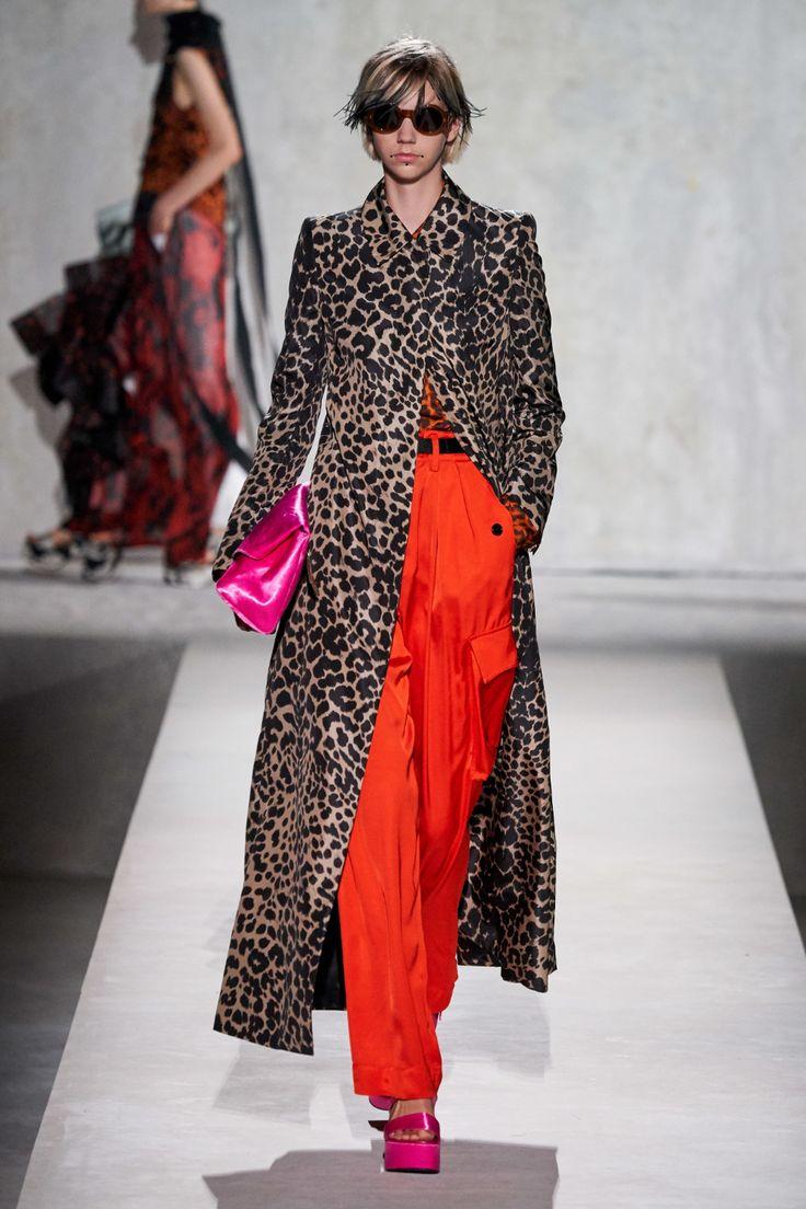 Dries Van Noten Spring 2020 Ready-to-Wear Fashion Show