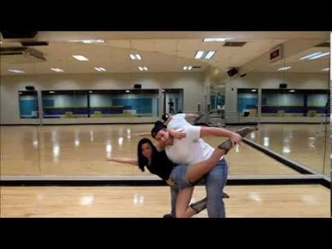 how to swing dance pretzel