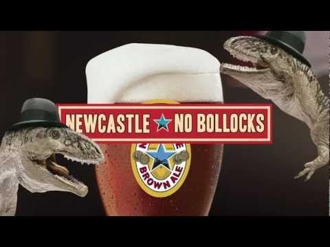 Newcastle beer x No Bollocks campaign
